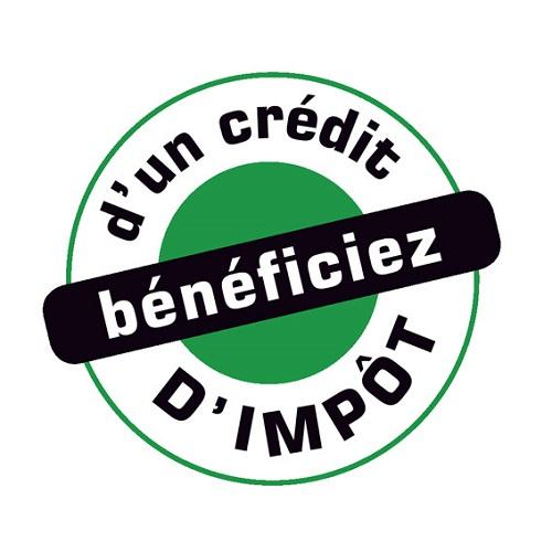 azur poe service eligible credit impot