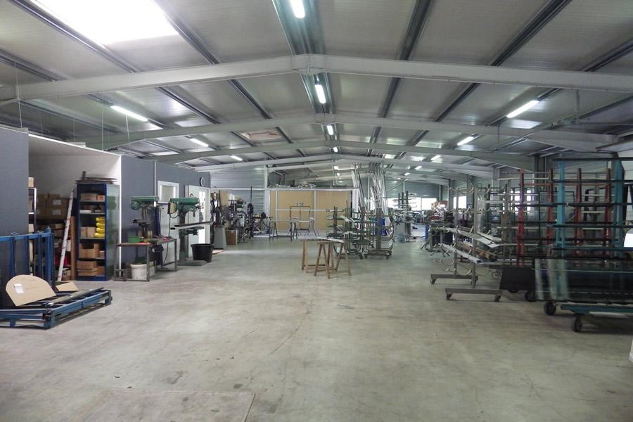 azur pose service atelier
